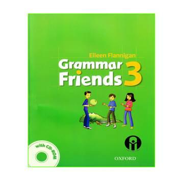 کتاب Grammar Friends 3 اثر Eileen Flannigan انتشارات الوند پویان