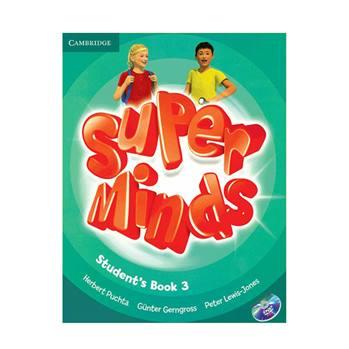 کتاب Superminds Student