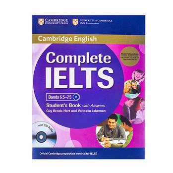 کتاب (Complete IELTS (6.5-7.5 اثر جمعی از نویسندگان انتشارات اشتیاق نور