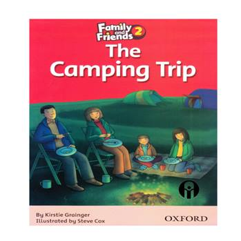 کتاب The Camping Trip اثر Kirstie Grainger انتشارات الوندپویان
