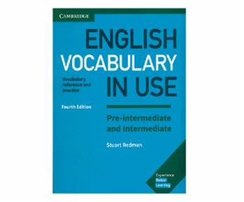 کتاب English Vocabulary In Use Pre Intermediate And Intermediate اثر Stuart Redman