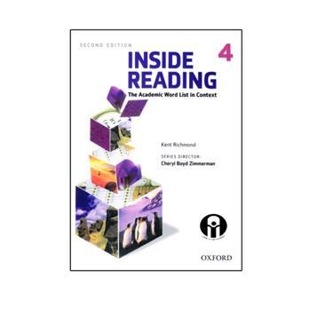 کتاب Inside Reading 4 اثر Kent Richmond انتشارات الوندپویان