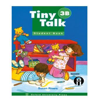 کتاب Tiny Talk 3B اثر Susan Rivers انتشارات الوندپویان