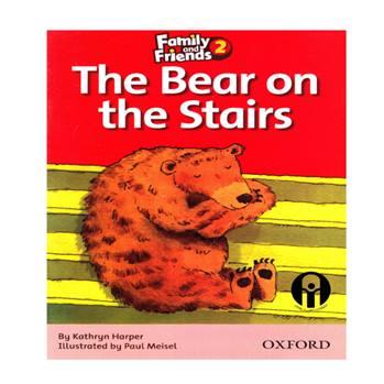 کتاب The Bear On the Stairs اثر جمعی از نویسندگان انتشارات الوندپویان