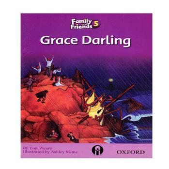 کتاب Grace Darling اثر Tim Vicary انتشارات الوند پویان