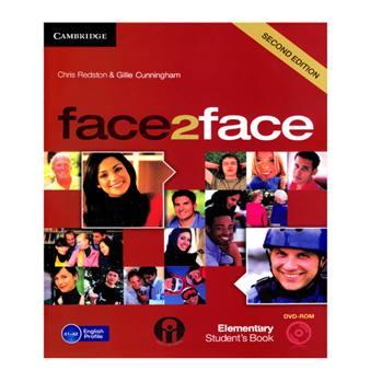 کتاب Face2Face Elementary A1-A2 اثر Chris Redston And Gillie Cunningham انتشارات الوندپویان
