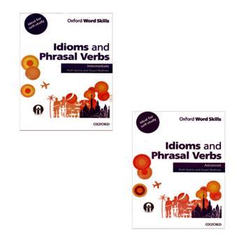 کتاب Idioms And Phrasal Verbs اثر Ruth Gairns And Stuart Redman انتشارات الوندپویان دو جلدی