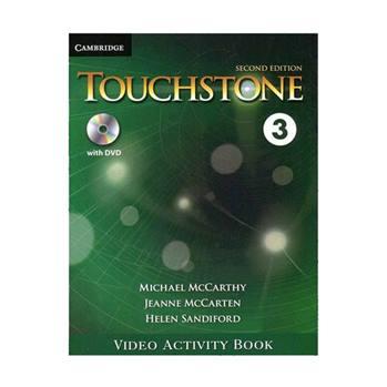 کتاب Touchstone 3 Video Activity Book اثر جمعی از نویسندگان انتشارات Cambridge