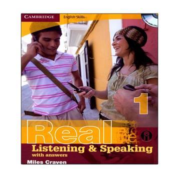 کتاب Real Listening 1 اثر Sally Logan And Craig Thaine انتشارات الوندپویان
