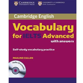 کتاب Cambridge Vocabulary For IELTS Advance اثر Pauline Cullen انتشارات Cambridge