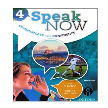 کتاب Speak Now 4 اثر Mari Vargo انتشارات الوند پویان
