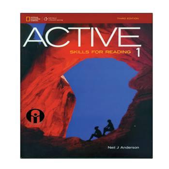 کتاب Active Skills For Reading 1 اثر Neil J Anderson انتشارات الوندپویان
