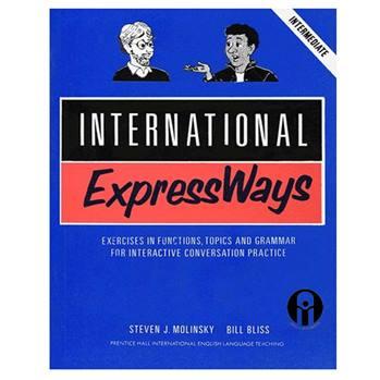 کتاب International Expewss Ways اثر Steven J.Molinsky And Bill Bliss انتشارات الوندپویان