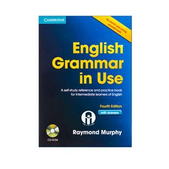 کتاب English Grammar In Use اثر Raymond Murphy انتشارات الوندپویان