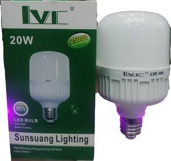 لامپ ال ای دی 20 وات ال وی سی LVC