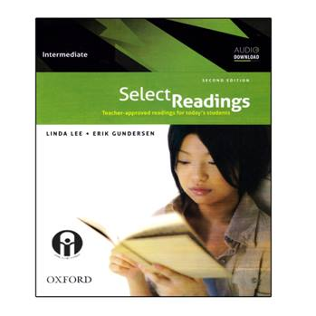 کتاب Select Readings Intermediate اثر Linda Lee And Erik Gundersen انتشارات الوندپویان