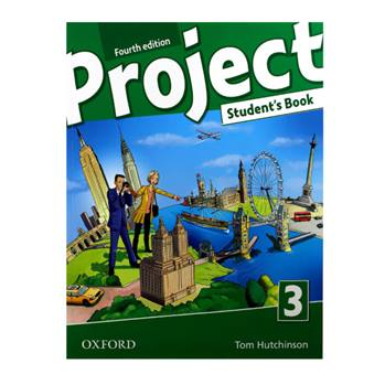 کتاب Project 3 اثر Tom Hutchinson and Diana Pye انتشارات Oxford