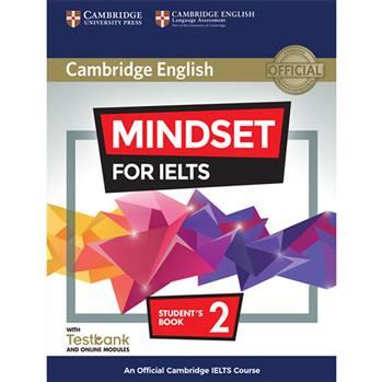 کتاب MINDSET FOR IELTS 2 اثر جمعی از نویسندگان انتشارات اشتیاق نور