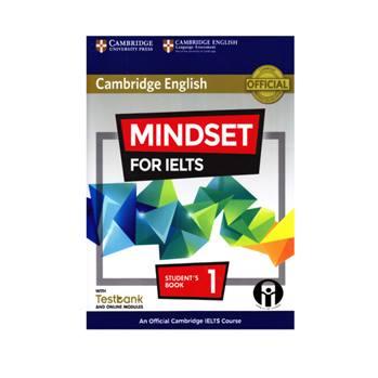 کتاب Cambridge English Mindset For IELTS 1 اثر جمعی از نویسندگان انتشارات الوند پویان
