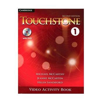 کتاب Touchstone 1 Video Activity Book اثر جمعی از نویسندگان انتشارات Cambridge