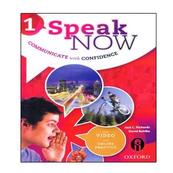 کتاب Speak Now 1 اثر Jack C. Richards And David Bohlke انتشارات الوند پویان