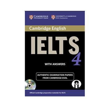 کتاب Cambridge IELTS 4 اثر جمعی از نویسندگان انتشارات الوندپویان