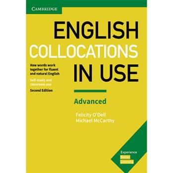 کتاب English Collocations in Use Advanced اثر Michael McCarthy And Felicity O Dell انتشارات Cambridge