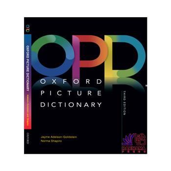 کتاب OXFORD PICTURE DICTIONARY اثر JAYME ADELSON-GOLDESTEIN AND NORMA SHAPIRO انتشارات رهنما