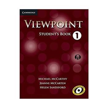 کتاب Viewpoint 1 اثر جمعی از نویسندگان انتشارات الوندپویان