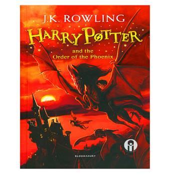 کتاب Harry Potter and the Order of the Phoenix اثر J.K. Rowling انتشارات الوندپویان