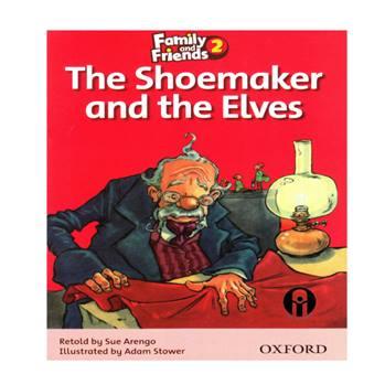کتاب The Shoemaker and the Elves اثر Sue Arengo انتشارات الوندپویان