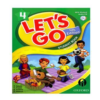 کتاب Let`s Go 4 اثر جمعی از نویسندگان انتشارات الوندپویان