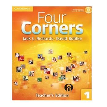 کتاب Four Corners 1 اثر Jack C. Richards.David Bohlke انتشارات الوند پویان