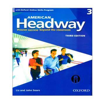 کتاب Headway 3 اثر Liz and John Soars انتشارات الوندپویان