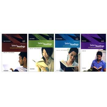 کتاب Select Readings اثر جمعی از نویسندگان انتشارات Oxford چهار جلدی