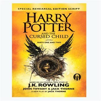 کتاب Harry Potter And The Cursed Child اثر J.k. Rowling انتشارات الوندپویان
