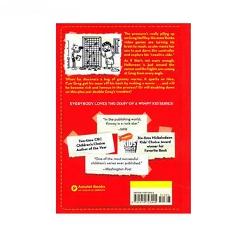 کتاب Diary of a Wimpy Kid Double Down اثر Jeff Kinney انتشارات الوندپویان
