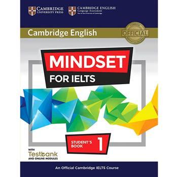 کتاب Cambridge English Mindset For IELTS 1 اثر جمعی از نویسندگان انتشارات اشتیاق نور