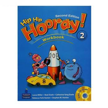 کتاب Hip Hip Hooray 2 اثر جمعی از نویسندگان انتشارات Longman