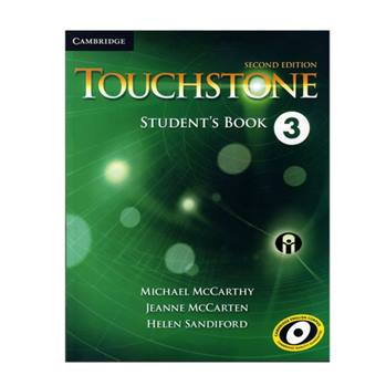 کتاب Touchstone 3 اثر جمعی از نویسندگان انتشارات الوندپویان