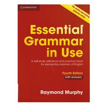 کتاب Essential Grammar In Use اثر Raymond Murphy انتشارات Cambridge