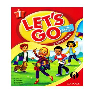 کتاب Let`s Go 1 اثر جمعی از نویسندگان انتشارات الوندپویان