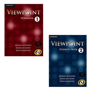 کتاب Viewpoint اثر جمعی از نویسندگان انتشارات الوندپویان دو جلدی