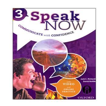 کتاب Speak Now 3 اثر Jack C. Richards And David Bohlke انتشارات الوند پویان