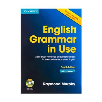 کتاب English Grammar in Use اثر Raymond Murphy انتشارات Cambridge