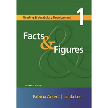 کتاب Facts and Figures 1 اثر Patricia Ackert and Linda Lee انتشارات Cengage Learning