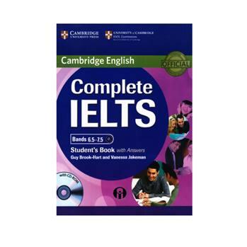 کتاب Complete IELTS Bands 6.5-7.5 C1 اثر Guy Brook-Hart And Vanessa Jakeman انتشارات الوند پویان