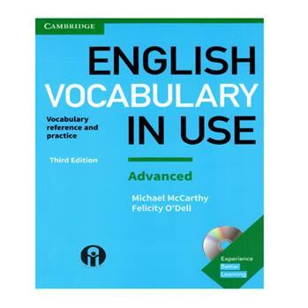 کتاب English Vocabulary in Use Advanced اثر Michael McCarthy And Felicity O`Dell انتشارات الوندپویان