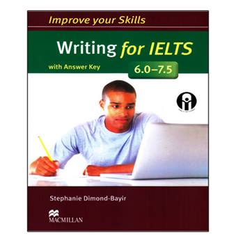 کتاب Improve Your Skills Writing For IELTS 6.0-7.5 اثر Stephanie Dimond-Bayir انتشارات الوندپویان