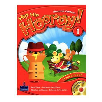 کتاب Hip Hip Hooray 1 اثر جمعی از نویسندگان انتشارات Longman